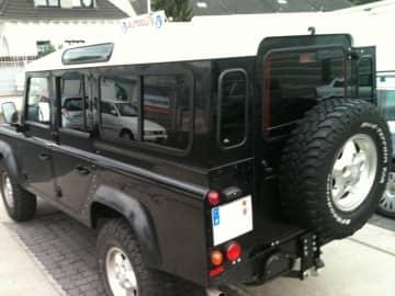 Scheibentönung Land Rover Defender