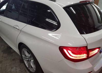 BMW F11 Scheiben tönen