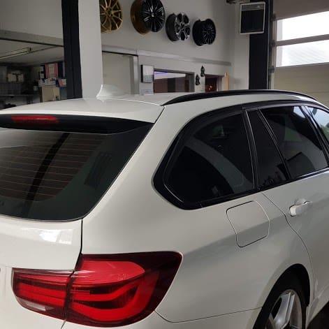 Scheibentönung BMW X5